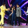 Jeetendra and Ekta Kapoor on Nach Baliye 7