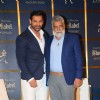 John Abraham Poses With His Dad at Date With Dad Event by Johnnie Walker