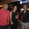 Lekha Washington and Rahul Bose at Art Installation Launch