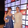 Neha Dhupia and Michelle Poonawala at Retail Jewellers India Awards