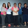 Kriti Sanon, Tiger Shroff and Subhash Ghai Celebrate International Yoga Day at Whistling Woods!