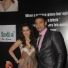 Payal Rohatgi and Sangram Singh at MedScapeIndia Awards