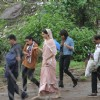 Sonam Kapoor Snapped at Karjat for Prem Ratan Dhan Payo Shoot