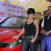 Mandira Bedi at Street Smart Street Safe Campaign