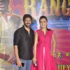 Kabir Khan and Mini Mathur at Premiere of Guddu Rangeela