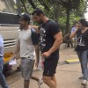 John Abraham Snapped at Mehboob Studio!