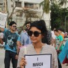 Protest for FTII Cause