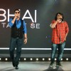 Mika Singh and Pritam at Song Launch of Bajrangi Bhaijaan