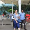 Laxmi Rai Snapped at Airport