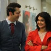 A Still from Phir se, featuring Jennifer Winget and Kunal Kohli.