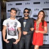 Rocky S Launches His New Collection at Shoppers Stop