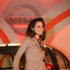 Kangana Ranaut at Nissan Car Launch