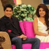 Priyanka Chopra and Vijender Singh as the celebrity guests