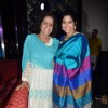 Renuka Shahane and Usha Nadkarni at Promotions of Marathi Movie 'Janiva'