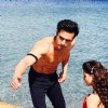 Pulkit Samrat and Urvashi Rautela Shoots Title Track of Sanam Re in Leh