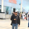 Mika Singh Snapped at Airport