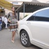 Kareena Kapoor Snapped at Mehboob Studio