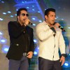 Salman and Mika for Promotions of Bajrangi Bhaijaan in Delhi