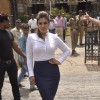 Raveena Tandon at Street Smart Street Safe Campaign