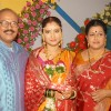 Archana with her Aayi and Baba