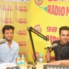 Promotions of Bangistan on Radio Mirchi