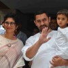 Aamir Khan and Family Celebrates Eid With Media