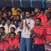 Abhishek Bachchan at Pro Kabaddi - First Match