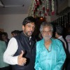 Sanjay Mishra at Javed Jaffery's Eid Bash!