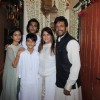 Javed Jaffery With His Family for Eid Bash!