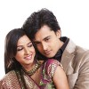 Shree and Hari a romantic couple