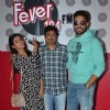 Asin, Umesh Shukla and Abhishek Bachchan for Promotions of All is Well on Fever FM