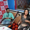 Asin and Abhishek Interacts at  Fever FM for Promotions of All is Well