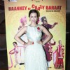 Tia Bajpai at Press Meet of Baankey Ki Crazy Baraat