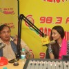 Promotions of Baankey Ki Crazy Baraat at Radio Mirchi
