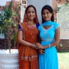 Lata Sabharwal and Hina Khan in YRKKH
