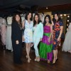 Aditi Gowitrikar, Amy Billimoria and Shibani Kashyap at Launch of Amy Bilimoria's New Jewellery Line
