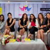 Mansi Joshi, parizaad Zorabian and Maria Goretti at 'Grey Code' Event