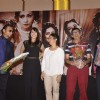 Hrishita Bhatt, Gulshan Grover and Divya Dutta at Press Meet of Chehre