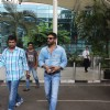 Suniel Shetty Snapped at Airport