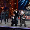Rishi Kapoor and Manish Paul perform during the Promotions of All Is Well on Jhalak Dikhla Jaa 8