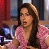 Juhi Chawla looking shocked