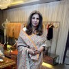 Dimple Kapadia at BMW India Bridal Fashion Week