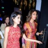 Shweta Bachchan and Navya Naveli at BMW India Bridal Fashion Week