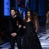 The 'Hero Jodi' Sooraj and Athiya at BMW India Bridal Fashion Week