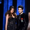 Sooraj Pancholi and Athiya Shetty at BMW India Bridal Fashion Week