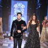 Athiya Shetty and Sooraj Pancholi Sizzles at BMW India Bridal Fashion Week
