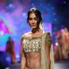 The 'Beauty' Lisa Haydon at BMW India Bridal Fashion Week