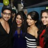 Dheeraj Dhoopar, Urmi and Vinny Arora at Pratyusha Banerjee's Birthday Bash