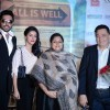 All is Well Team for Promotions of the Film in Gurgaon