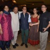 Anant Mahadevan, Vinay Pathak and Tannishtha Chaaterjee at Gour Hari Daastan Book Launch